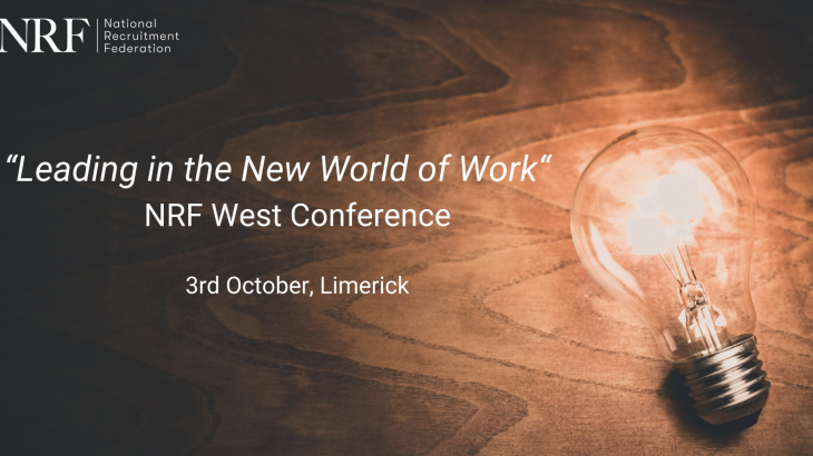NRF West Conference 2019